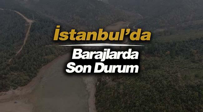Kar yağışı İstanbul'da barajları nasıl etkiledi, işte güncel baraj doluluk oranları...  https://t.co/4IOEAzvxEe https://t.co/c7hZNckEk6