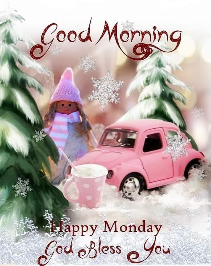 @kristina7968 Guten Morgen liebe Kristina, ich wünsche dir einen wunderschönen Tag 🍀🌺☕❄💕 https://t.co/1xyWrsOWiY