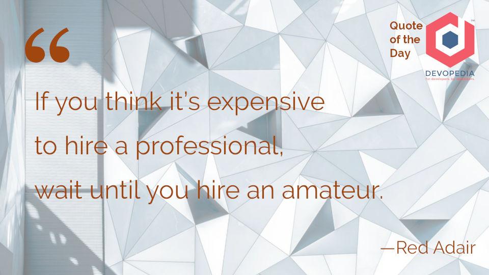 #quoteoftheday #tech #technology #hiring #HR