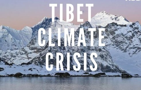 The Tibetan Plateau(Third Pole)is an very Imp region 4 global climate system.Along with the Arctic & island nations,Tibet is ahead on global #climatechange & is warming 3 times faster than the rest of the world. Raise voice 4 #Tibetans by signing  petition