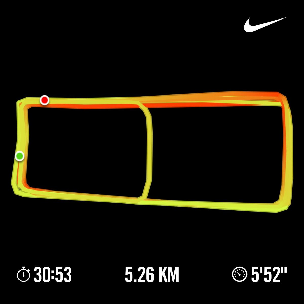 5.26km completed.   Do not let the things you cannot do to get in the way of the things you can do.  #naijaFittest #runner #nikeplus #fitfam #strava #GoogleFit #itsAmarathon #ItsALifestyle #IamAccountable #yourturn   ✅👌🇳🇬🔥💪🏃♂️✌