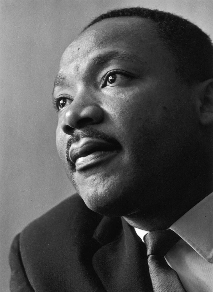 """There comes a time when one must take a position that is neither safe, nor politic, nor popular, but he must take it because conscience tells him it is right."" —Martin Luther King, Jr."