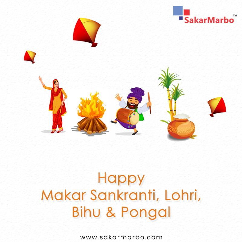 May the light of the sun fill your life with rays of joys on the auspicious occasion of Makar Sankranti!  #SakarMarbo #Uttrayan2021 #Makarsankranti #Lohri #Pongal