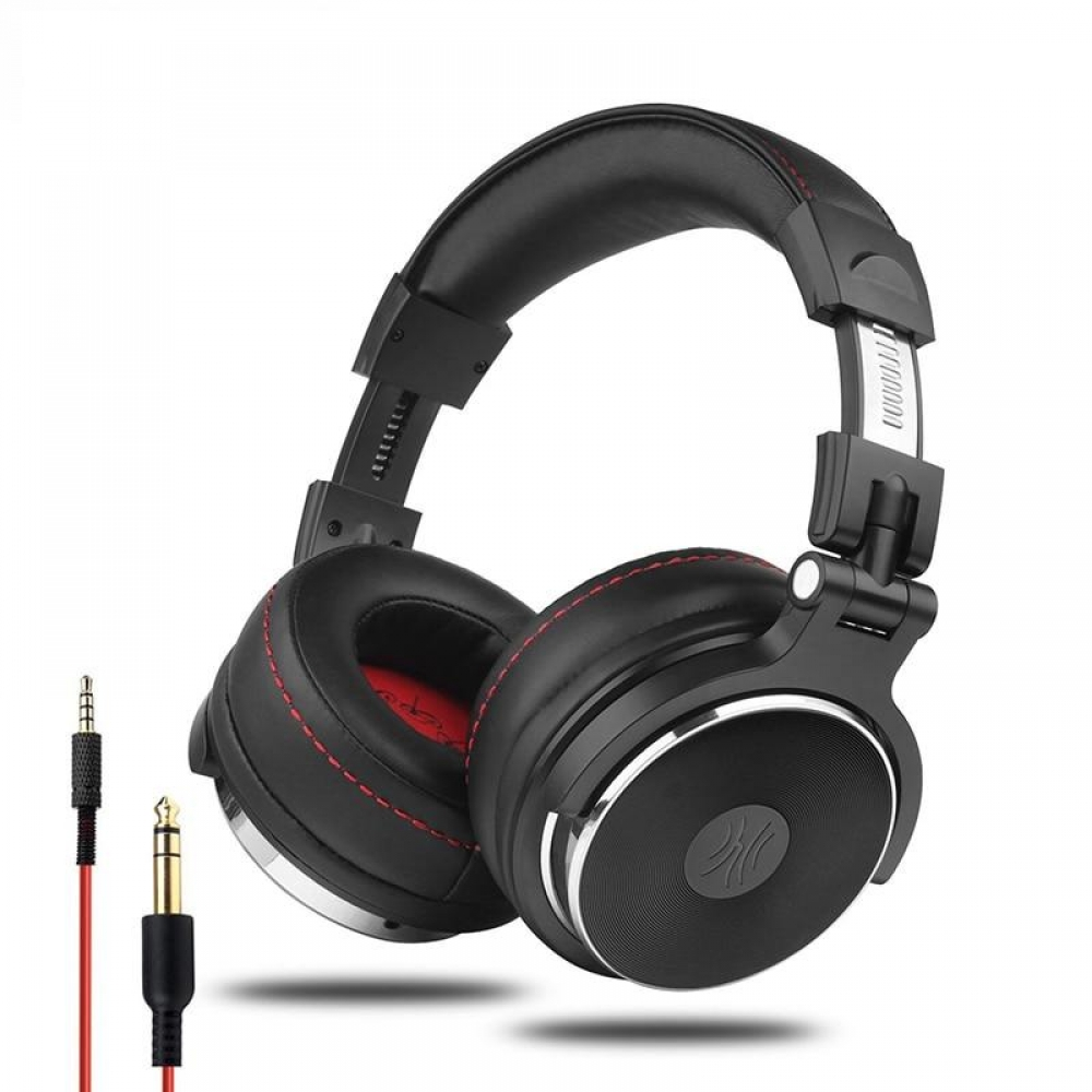 Wired Professional Studio Pro DJ Over Ear Headphones With Microphone #wireless #future #instagood #techfan