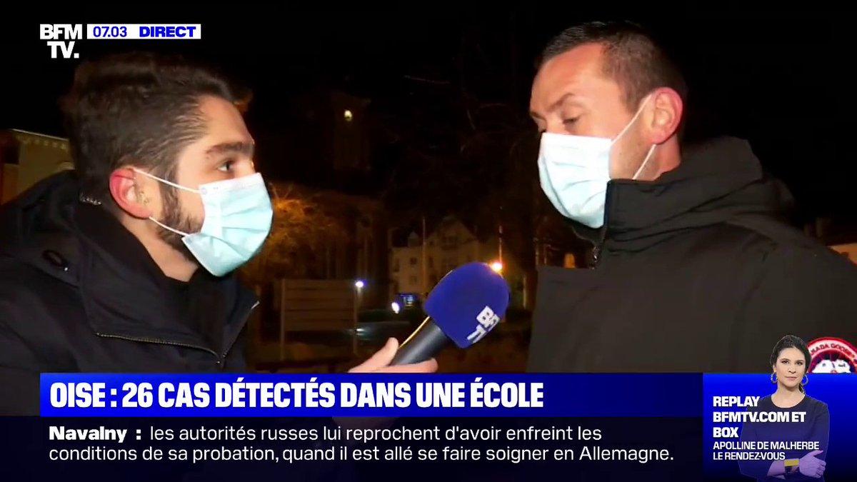 Covid-19 dans l'Oise: pourquoi une école reste ouverte après que 26 cas ont été détectés ?