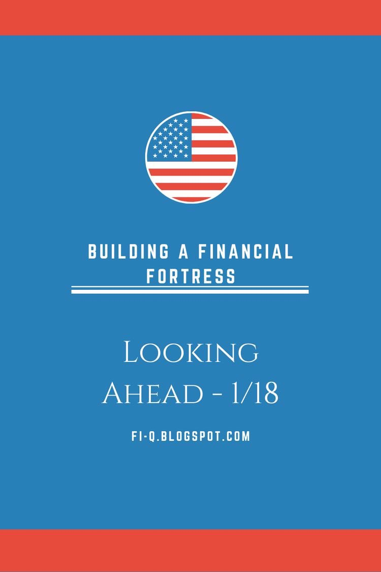 Building A Financial Fortress: Looking Ahead - 1/18:  #investing #Bitcoin #strategy #BTC #FinancialFreedom #financialeducation