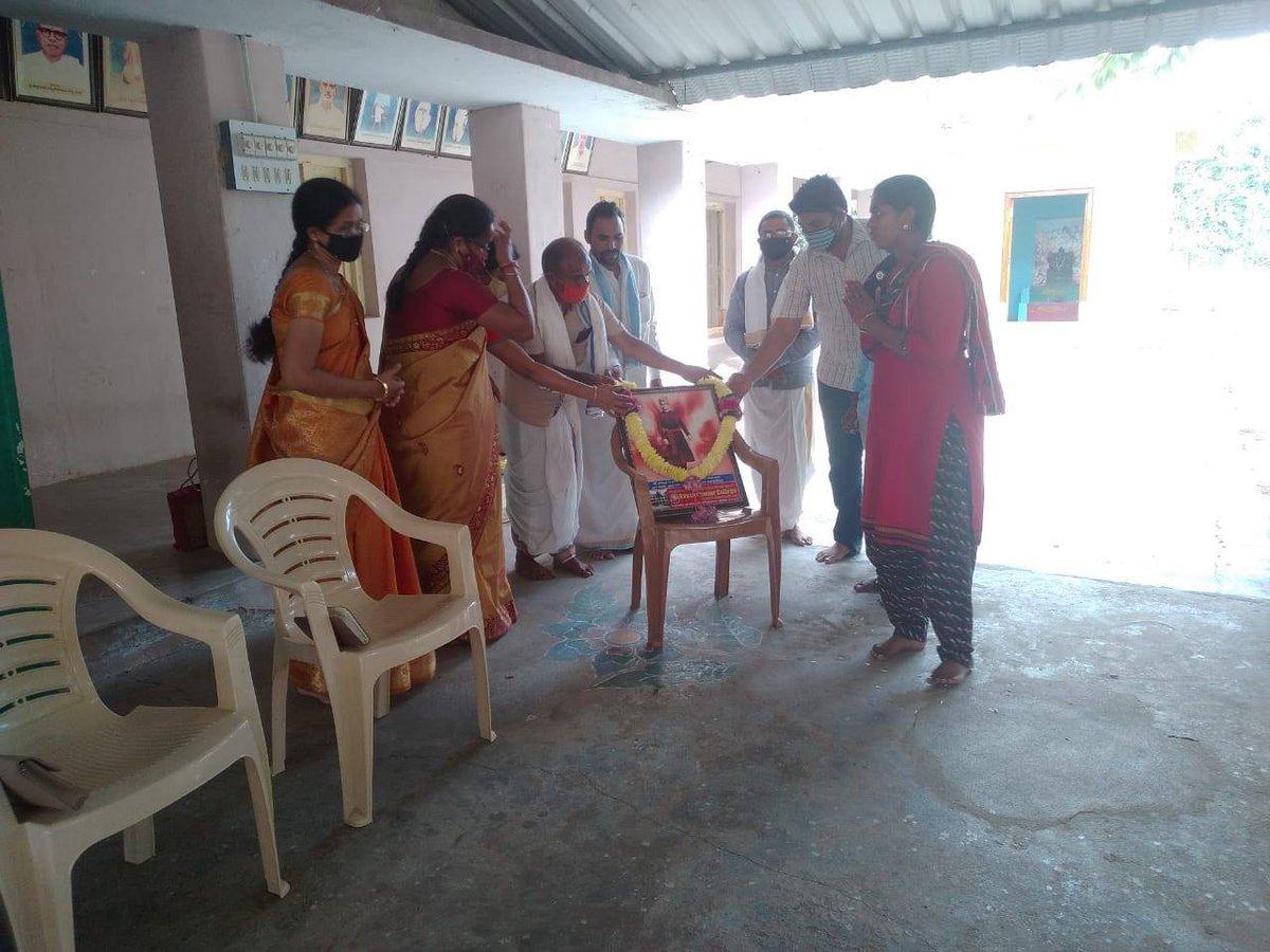 #nationalyouthday2021 #youthweekcelebrations #rangoli #samisrigudemblock #volunteers #SwamiVivekananda #swamivivekanandajayanti