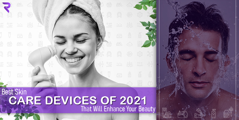 Best Skin Care Devices Of 2021 – That Will Enhance Beauty ... Pick and add the best next-level skincare devices to your daily routine and improve the look of your face #health #photooftheday #hair #organic #style #makeuptutorial #glowing #spa #skincarebpom