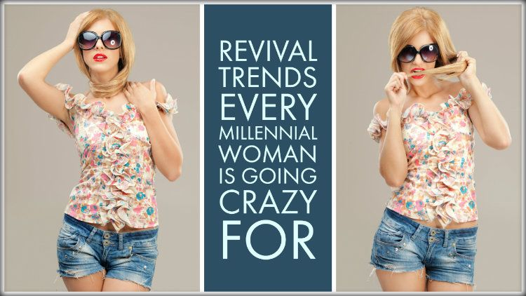 Revival Trends Every Millennial Woman is Going Crazy For #Wholesale #clothing #distributors #miami