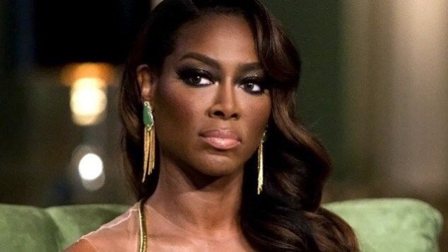 They don't have nene to talk about and they have no real storylines, other than this covid wedding. Kenya's picture is next to unhappy petty Betty in the dictionary. This show is toast they don't have any to carry it.   #RHOA