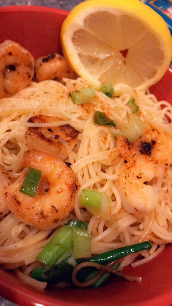More Shrimp Scampi Pictures #food #shrimp