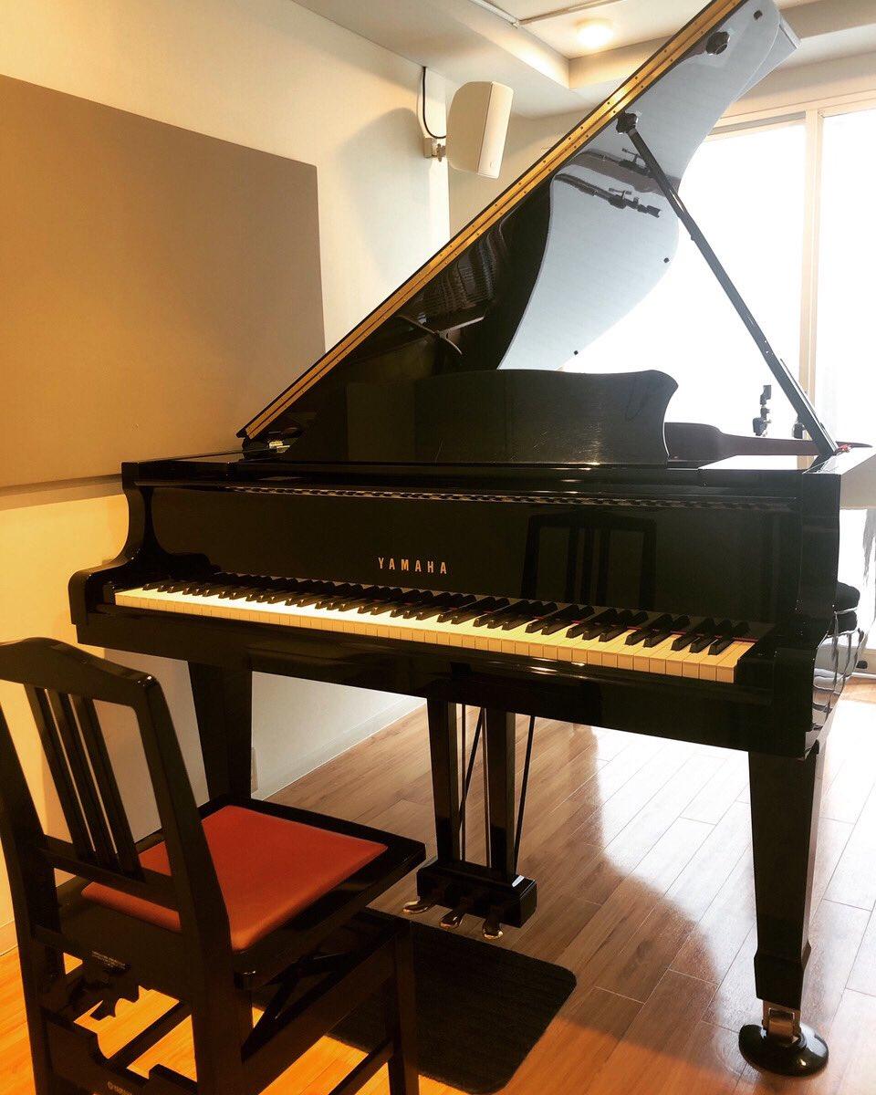 【#調律情報】 下北沢店 2Ast(5帖)#YAMAHA #C3L 調律完了致しました!  グランドピアノでは1番リーズナブルなお部屋です♪是非ご利用ください!  📞03-5738-0212  各店調律情報はこちら↓   #pianostudionoah #studionoah #piano #ピアノ  #下北沢 #uprightpiano #練習室