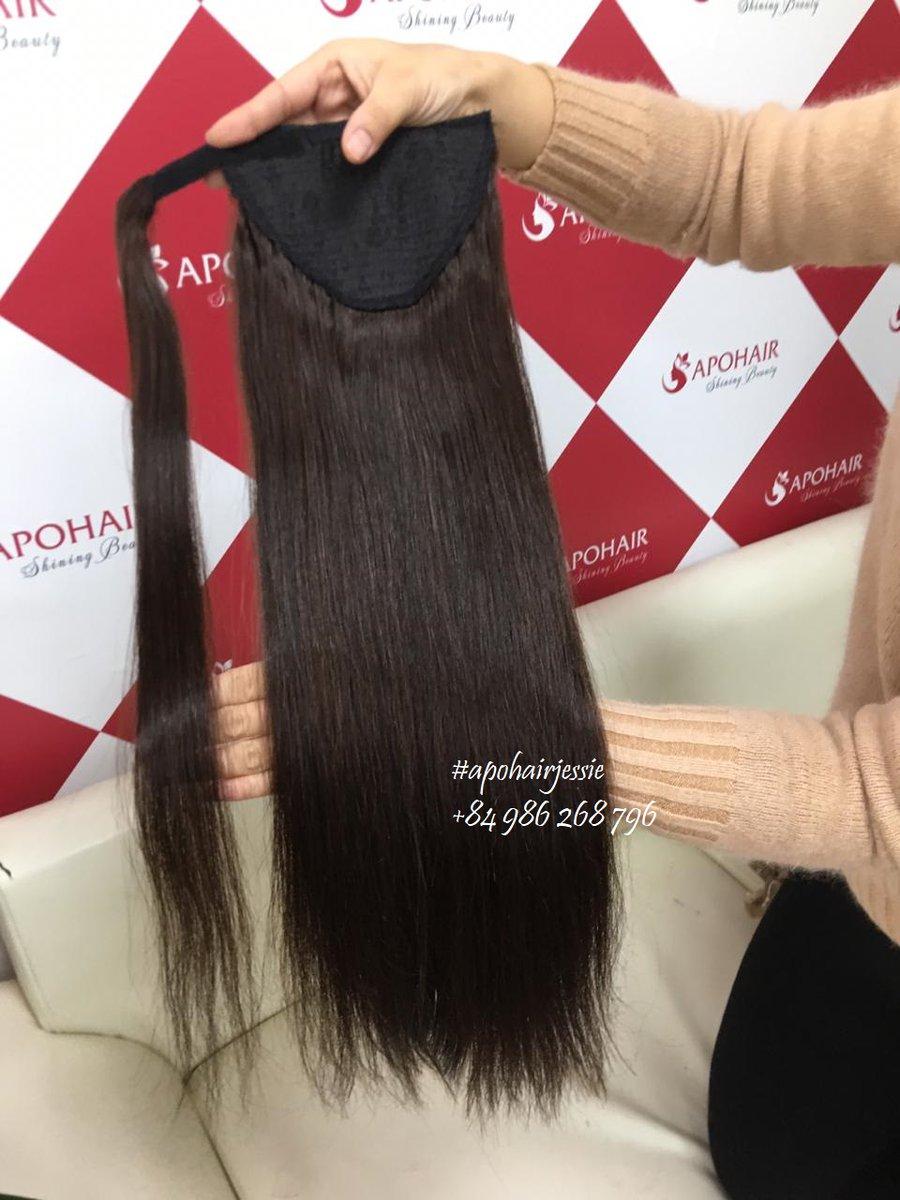 PONYTAIL  Tel/WhatsApp: +84986268796 ( JESSIE ) #humanhair #ponytail #hairweft #clipinhairextension #naturalhair #hairson #hairwholesale #hair #bulkhair #bestofhair #rawhair #hairforsale #beauty  #vietnamesehair #virginhair #apohair #modernsalon