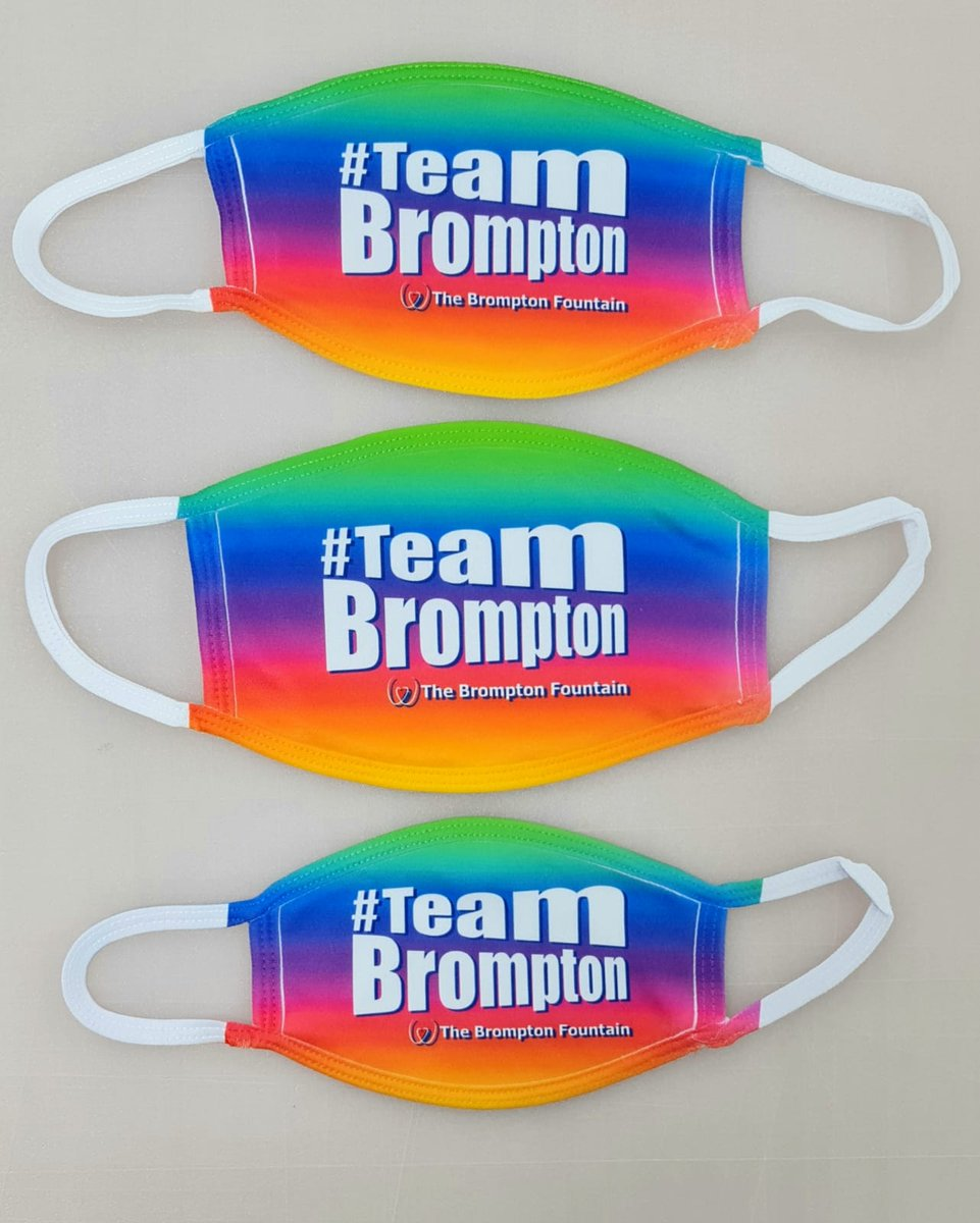 #WearAMask and help to keep others safe. Our reusable #TeamBrompton masks are only £3 each in our January Sale. Three sizes available. Get yours today in our #OnlineShop ❤😊💙  #MaskUp #ProtectEachOther #COVID19 #CoronaVirus #Januarysale #besafe RT
