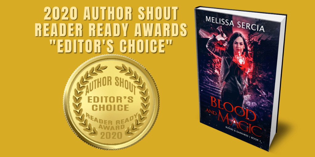 2020 Reader Ready Editor's Choice Award   Blood and Magic by @fluidghost is available at    #asmsg #iartg #amreading #bookboost #ian1 #puyb #bynr #indiebooksbeseen #awardwinning #book #books