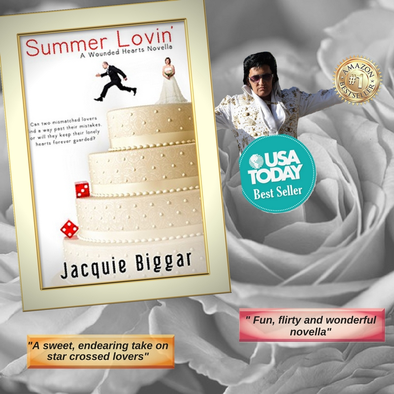 Can two mismatched lovers find a way past their mistakes? SUMMER LOVIN'  #Romance MFRWauthor #Bookboost JacqBiggar