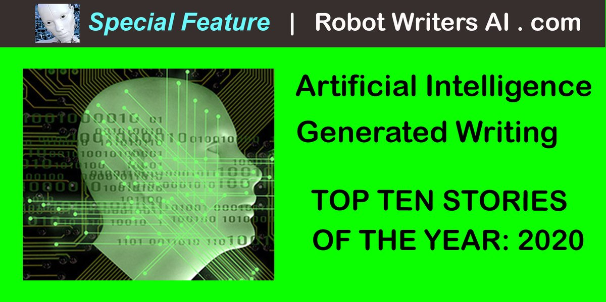 Hi Folks, The latest issue of  – which covers how artificial intelligence is automating writing – is live:  #automatedjournalism #AIinPR #artificialintelligence #journalism #copywriting #marketing #publicrelations #robotjournalism