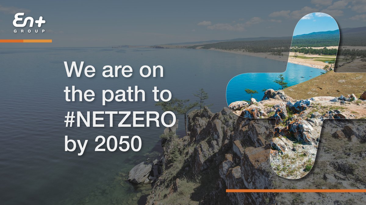 En+ Group is proud to announce our commitment to achieve #netzero emissions across our entire business by the year 2050! Our #netzero GHG targets are the most ambitious for the aluminium sector. Learn more:  #aluminium #decarbonisation #sustainability #ESG