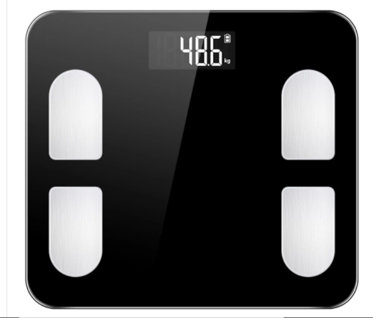 Smart Body Fat Scale 24 Body Indicators Wireless BT Digital Weighing Scale Body Analyzer Monitor Measuring Weight/Body Type/Body Age/BMI/Body Fat Rate/Skeletal Muscle/Bone Mass Black. Get it now: #scale #bodyscale #90DayFiance #ExpelThemBoth #brees