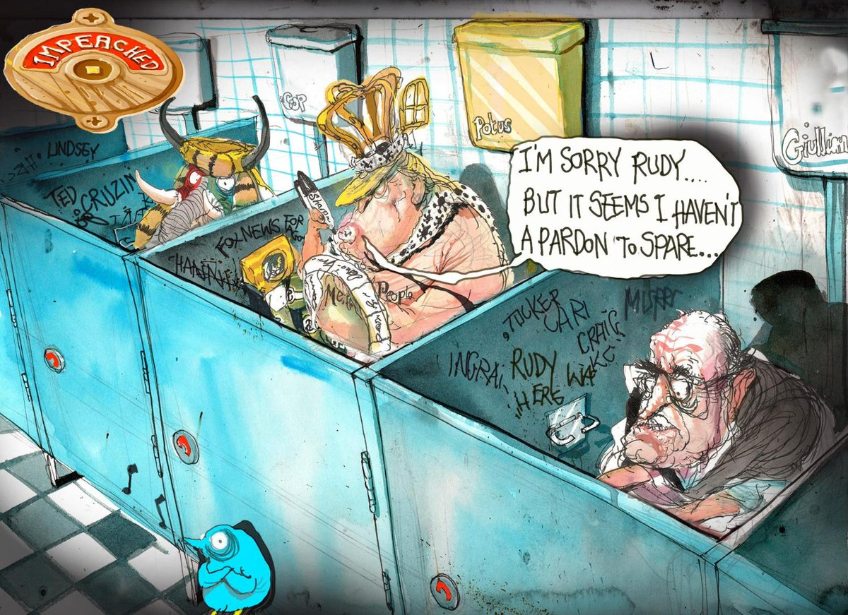 It's @roweafr's editorial cartoon for the day. #auspol To see a gallery of cartoons, click here: