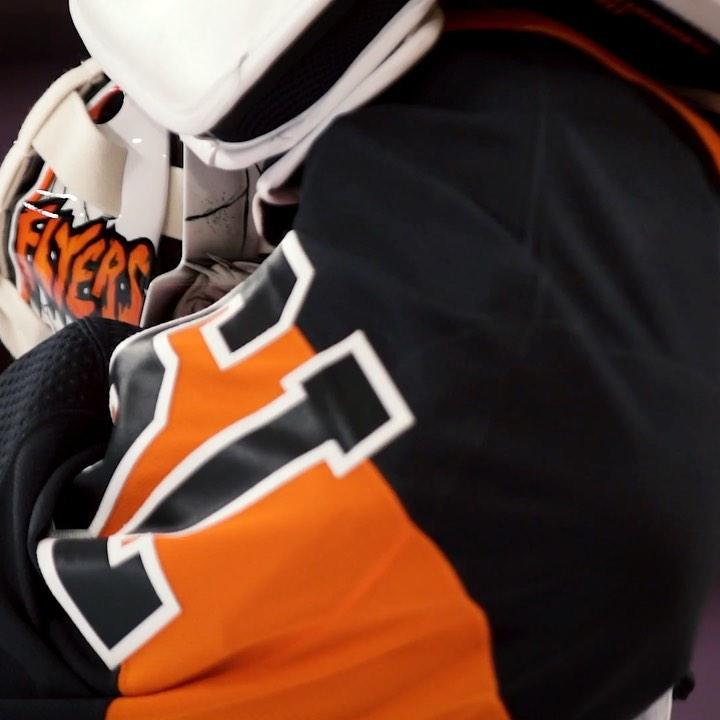 #Philadelphia #Flyers:  BACK. IN. BLACK.    ##AnytimeAnywhere  ##PITvsPHI...       #Hockey #IceHockey #NationalHockeyLeague #Nhl #NHLEasternConference #NHLEasternConferenceMetropolitanDivision #Pennsylvania #PhiladelphiaFlyers