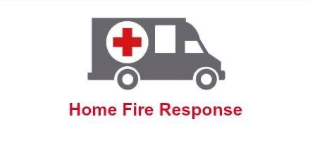 A multi-resident fire left several families displaced in #Burlington on the 800 block of Fairhaven. Volunteers were able to help them throughout the evening and will continue tomorrow.