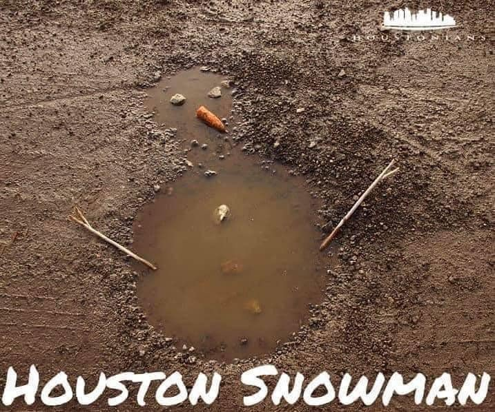 I waited all day to see #snowintexas and crickets
