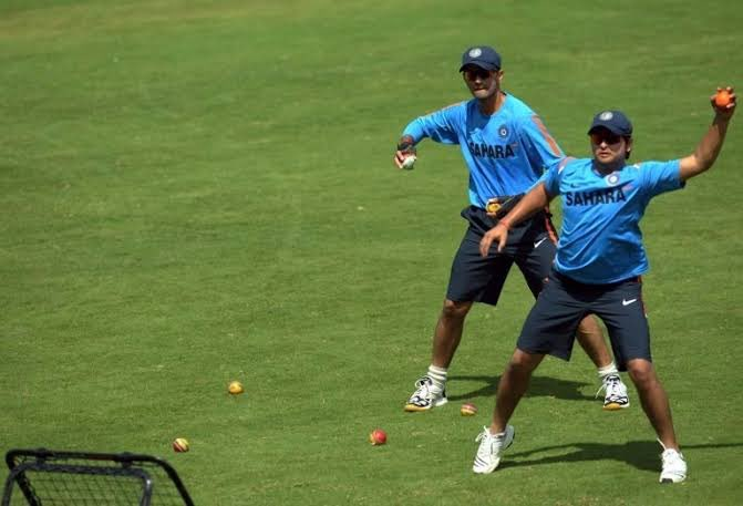 You have already exceeded the limits of being just a senior to become my mentor.#HappyBirthdayRahulDravid