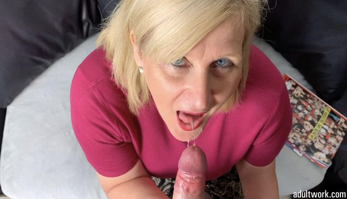 Another movie clip sold via #Adultwork.com! https://t.co/RiqohJ4YUz Give me your Cum you Dirty Fucker
