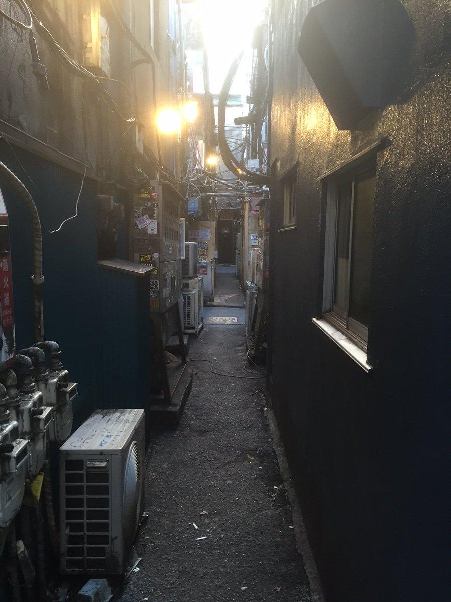 Goldengai in Shinjuku...it's gloomiest part🙂 #photography #Goldengai