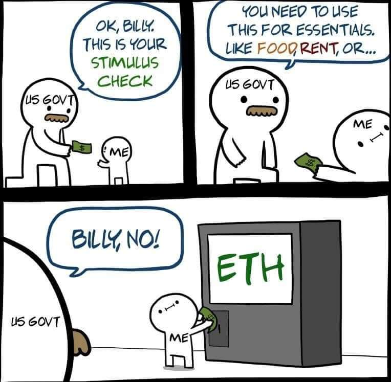 Are you buying the dip anon ? #Ethereum