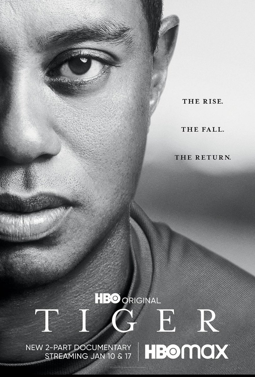 "Full of emotions watching the @HBODocs on @TigerWoods. The doc reminded me of what my HS football coach used to always tell me ""the media will bring you up, to bring you down."" Man worshiping is so unfair to the individual. You'll never meet everyone's expectation. 👏🏾 #TigerHBO"