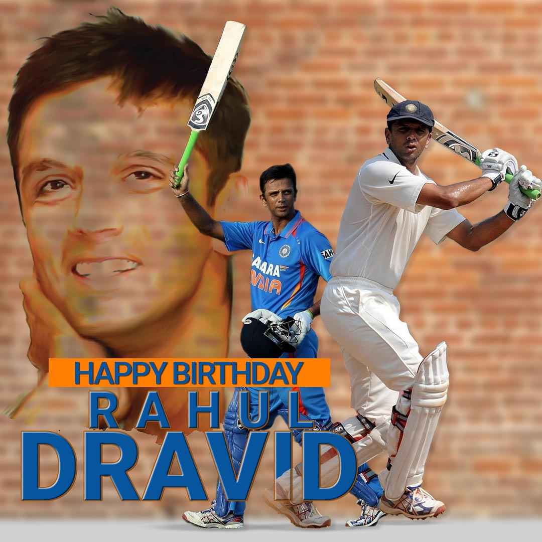 @harbhajan_singh Sehwag :Do or die  Sachin : Do before you die  Dravid : Do untill the bowlers die  Happy birthday to Mr. Dependable The Wall  Rahul Dravid #HappyBirthdayRahulDravid #RahulDravid #thewall #BleedBlue #rahuldravid #Rahuldravidbirthday #INDvAUS #indvsausTestmatch  #AUSvIND