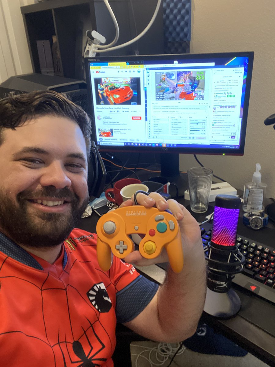 Hungrybox - I WON THE GALINT OPEN!!!  FINALLY MY FIRST ONLINE MAJOR WIN!  And first big Melee win since CEO2020!!  And it was on 1/11 (Juan won one!)  🏆 🏆🏆🏆🏆🏆🏆🏆