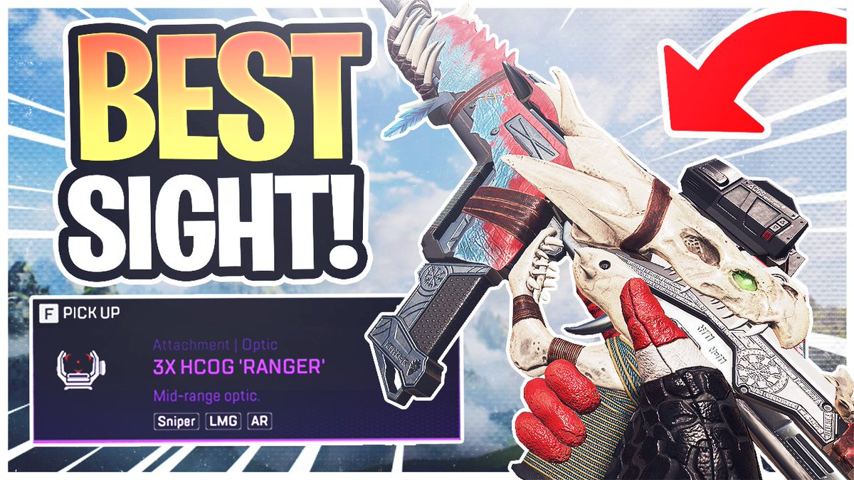 Nspire - NEW VIDEO!  Win MORE FIGHTS by using this Attachment on Apex Legends