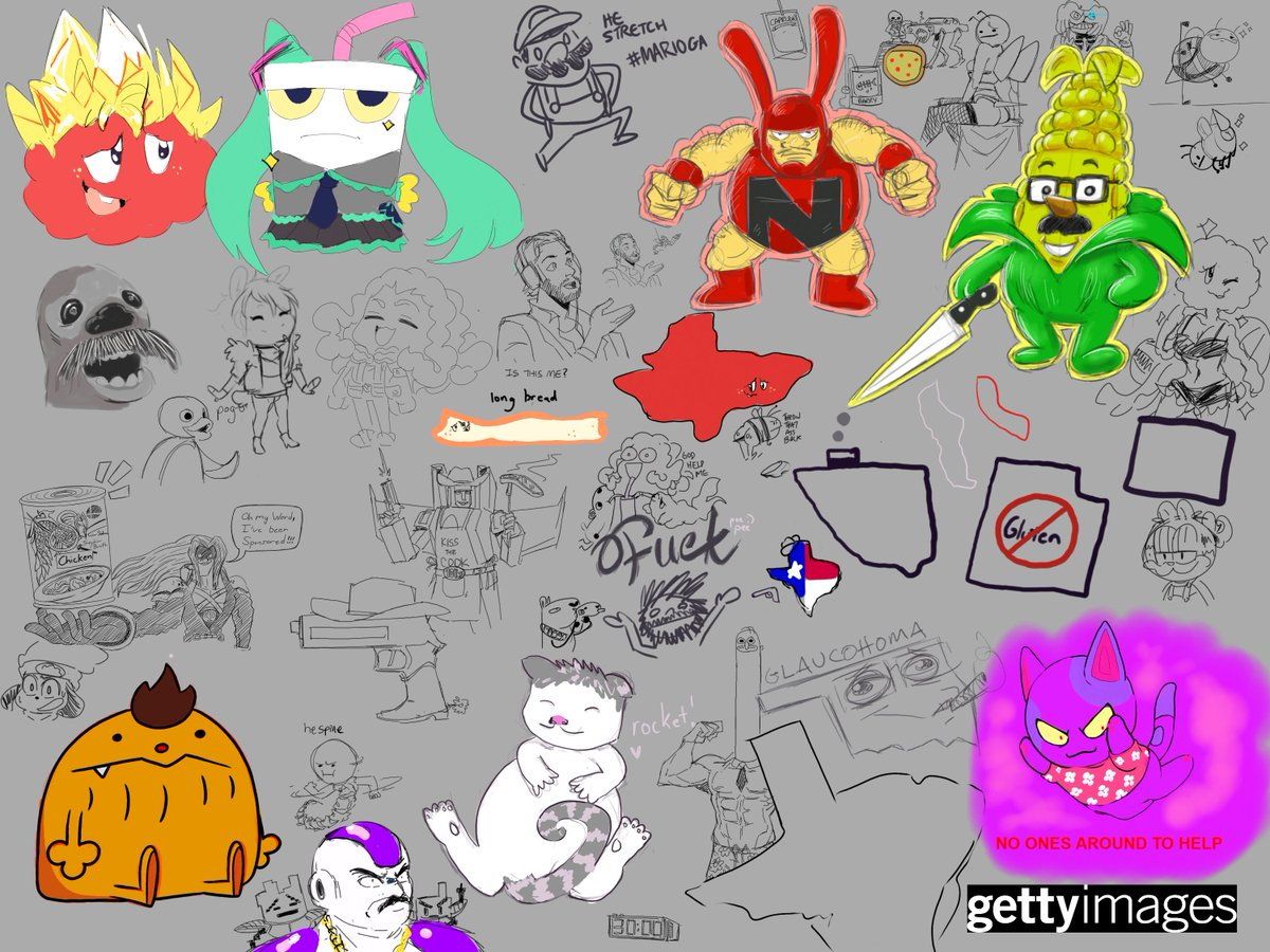 new year new drawpile divorce proceedings  @MissDeerFace @JetpackBraggin @ManicRealms @nuuclei @OnstaMonsta @CauseImDanJones @razzadoop  were all involved in the divorce  enjoy your puppet hole while it lasts folks https://t.co/Y6m3Hg0rAz