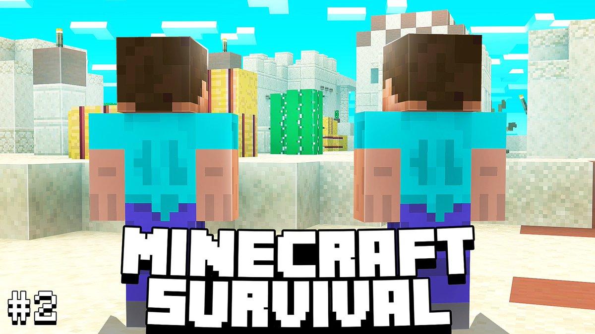VALtheVAL - Minecraft Ep 2 w/@DukajaTV