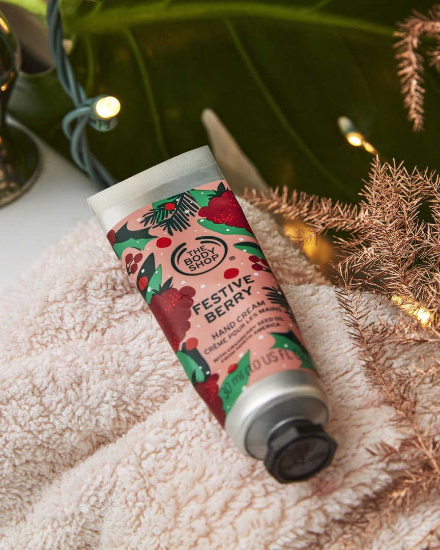 Treat hands to some seriously sweet love with our Festive Berry Hand Cream! This pocket-sized hand cream is great for hydration. Now available at a UP TO 50% OFF. Shop: Online (link in bio), in-store or via home delivery call +917042004412 #TBSInd #BerryWarmWinter #Saletastic