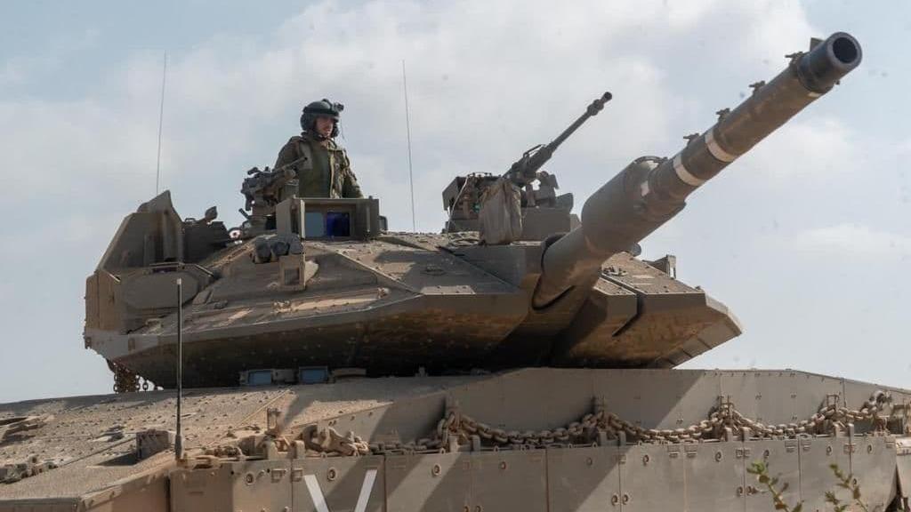 Armée Israélienne / Israel Defense Forces (IDF) - Page 6 Erbp7RqW8AMzKTE?format=jpg&name=medium