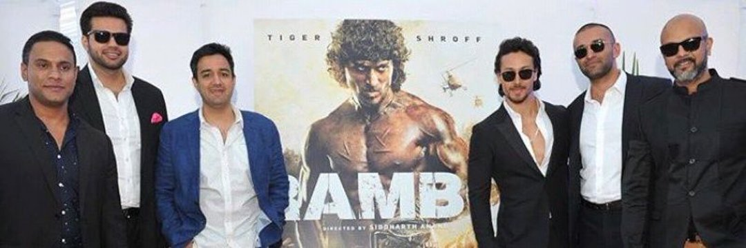 Waiting for #Rambo since years 😌 Can we expect announcement on Tiger s birthday?  @iTIGERSHROFF @TeamTIGERSHROFF @AyeshaShroff #SiddharthAnand   #TigerShroff