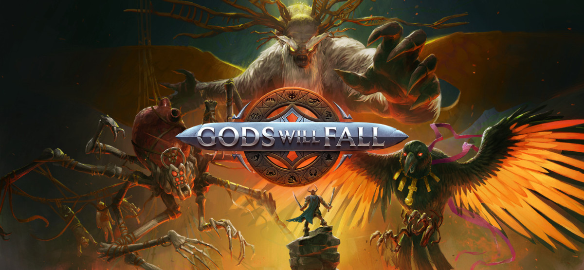 Gods Will Fall - Humanity's Last Hope -  @Gods_Will_Fall You are humanity's last hope. 29th Jan 2021 #GodsWillFall releases. Will you fight or perish?