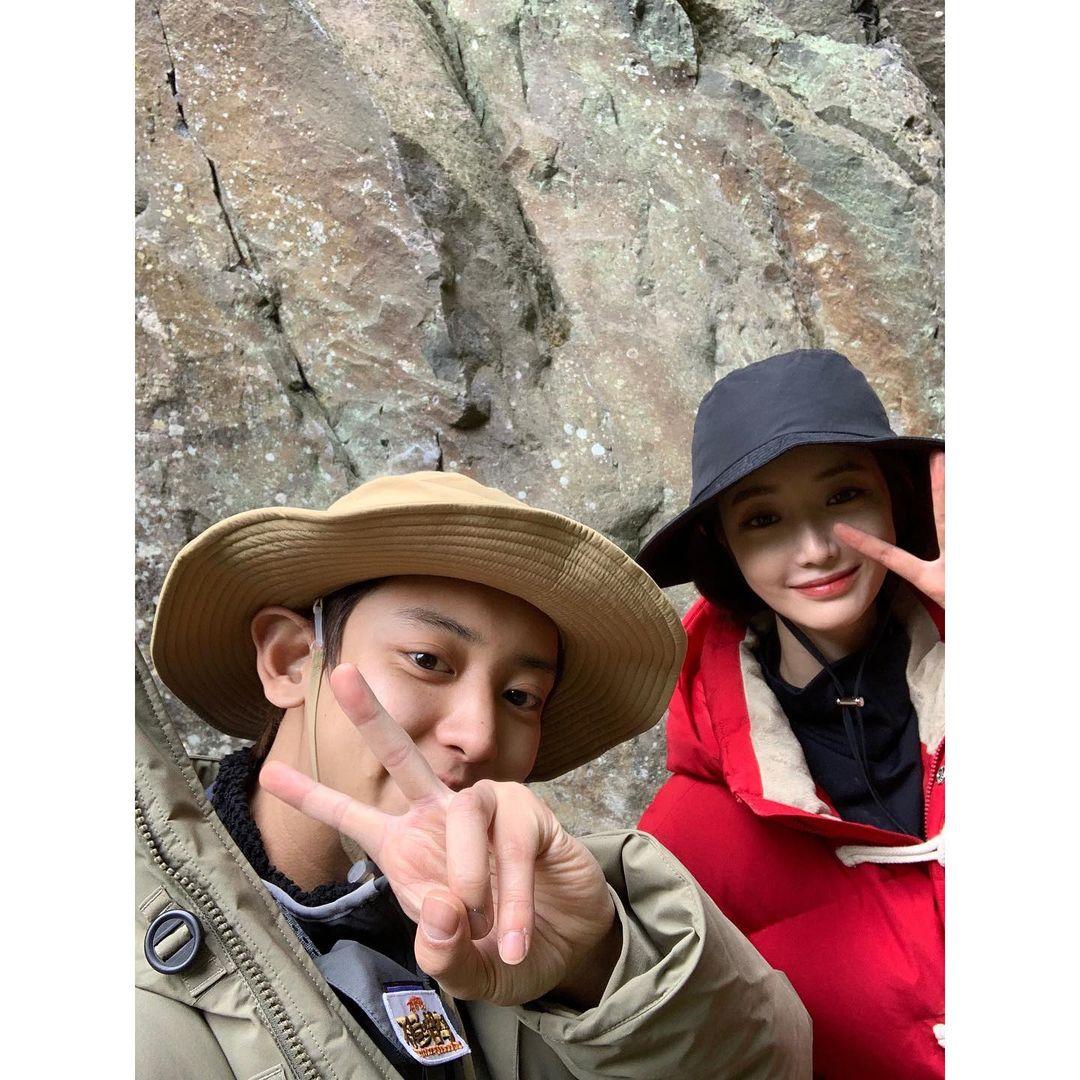Replying to @knockknock0408: CHANYEOL from gojoonhee ins @weareoneEXO