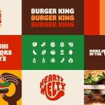 Image for the Tweet beginning: 📢 BRANDING 📢  Burger King 🍔