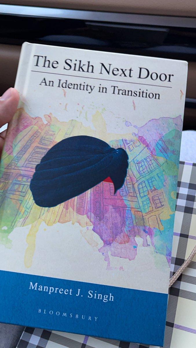 """THE SIKH NEXT DOOR""  An Identity in Transition  #ManpreetJSinghJi 🙏🏽"