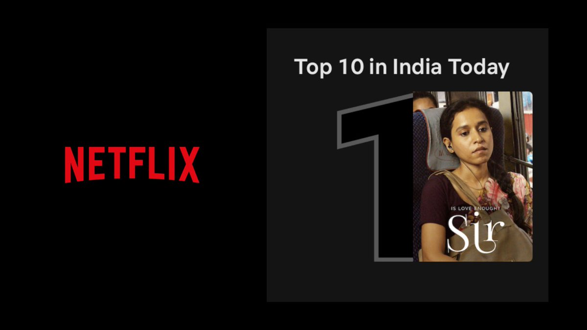 क्या??!!  We are here only because of YOU- the viewers who gave our small film,with no stars,so much love. Unbelievable.But By God-Thank YOU. @RohenaGera @BricePoisson #VivekGomber @Getkul @LenouvelThierry @ShiladityaBora @PlatoonOneFilms @NetflixIndia https://t.co/RA55Axb1Rg