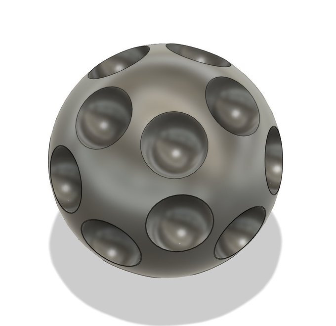 so I designed a weird D20 dice. but no idea how I'm going to print it in resin. I think I'll have to