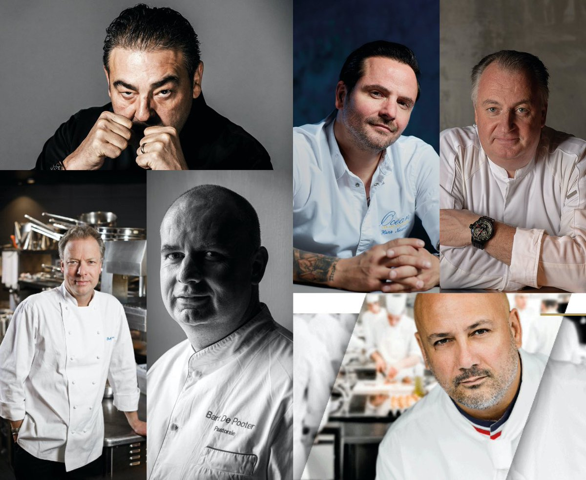 In 2021, we are proud and happy to welcome 6 new members to our Association #LGTDM: 6 exceptional tables that combine with talent gastronomy, excellence, conviviality and friendship!   EssZimmer in der BMW Welt, Amador, Pastorale, Le Jules Verne, OCEAN, TAIAN Table https://t.co/hXhdXEIPC4