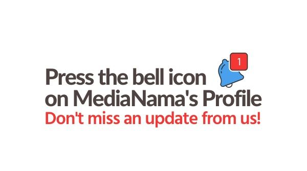Replying to @medianama: Don't miss an update. Press the bell icon on MediaNama's profile