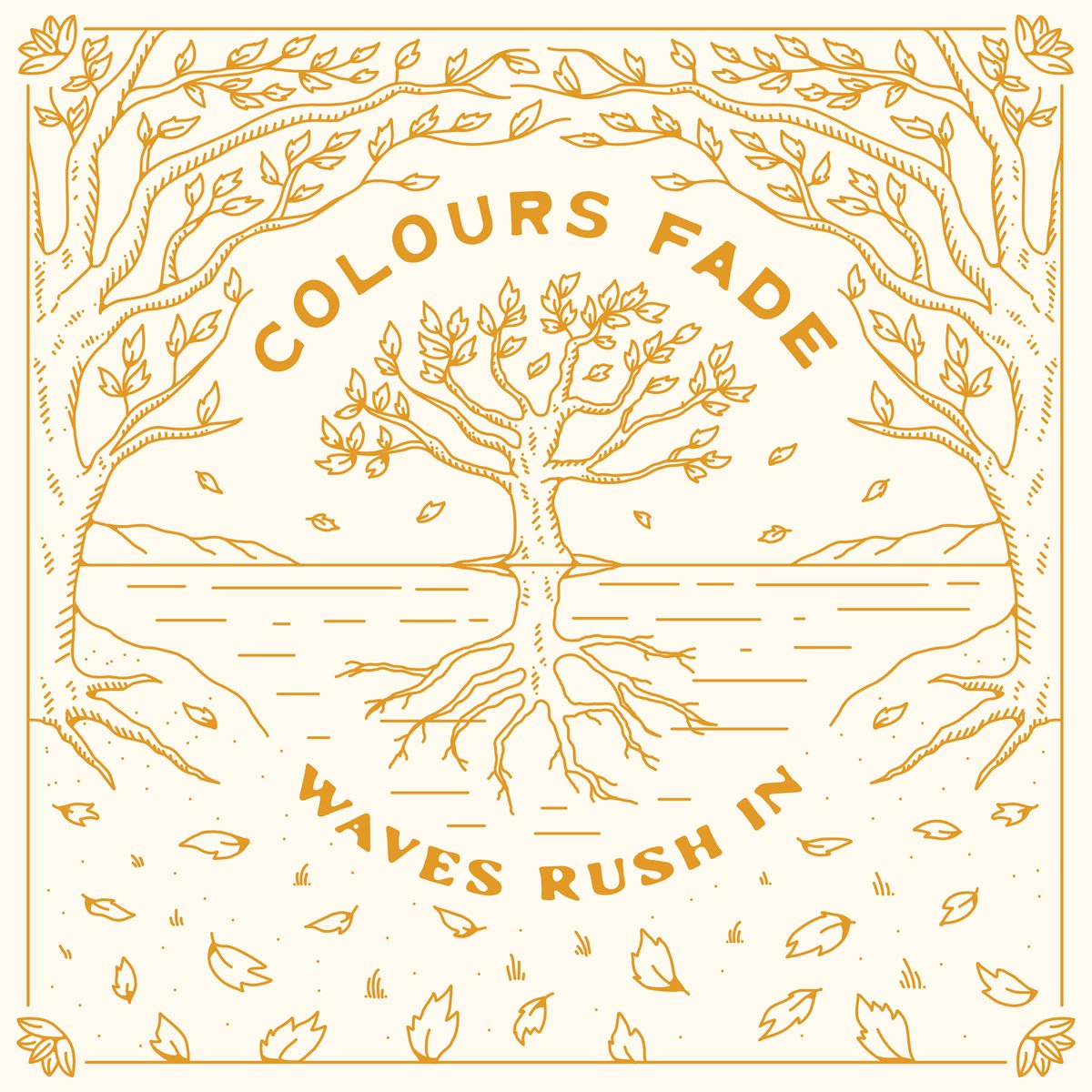 Debut single 'Colours Fade' out now. See link in bio. #coloursfade #wavesrushin