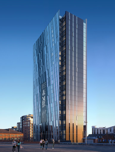 We are excited to start work on Manchesters' new icon, Axis Tower for @Brown_Bancroft. With its 28 floors for the 168 spectacular one, two, three-bedroom apartments it's a real show stopper. We will be carrying out internal sealing using @Sika and @everbuild.  #manchester #csl https://t.co/rj4vBBDZ9R